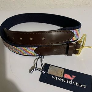 Vineyard Vines men's belt size 30